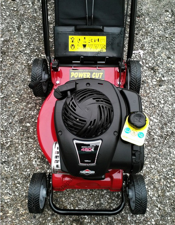 Small And Powerful Briggs And Stratton Lawn Mower Usa 16