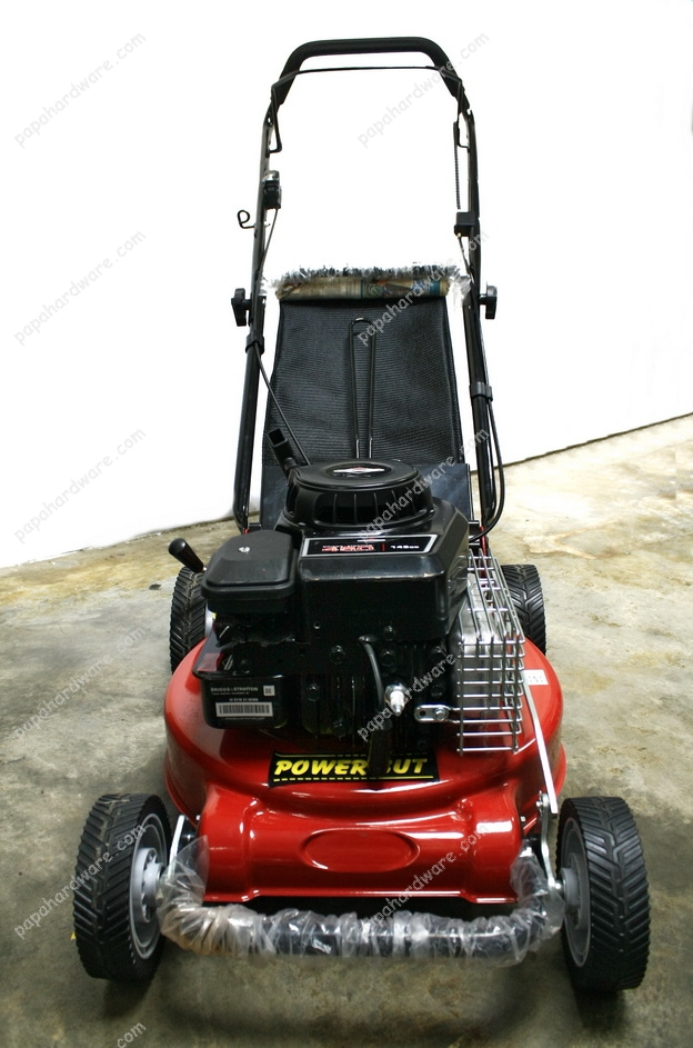 briggs and stratton 450 series lawn mower manual