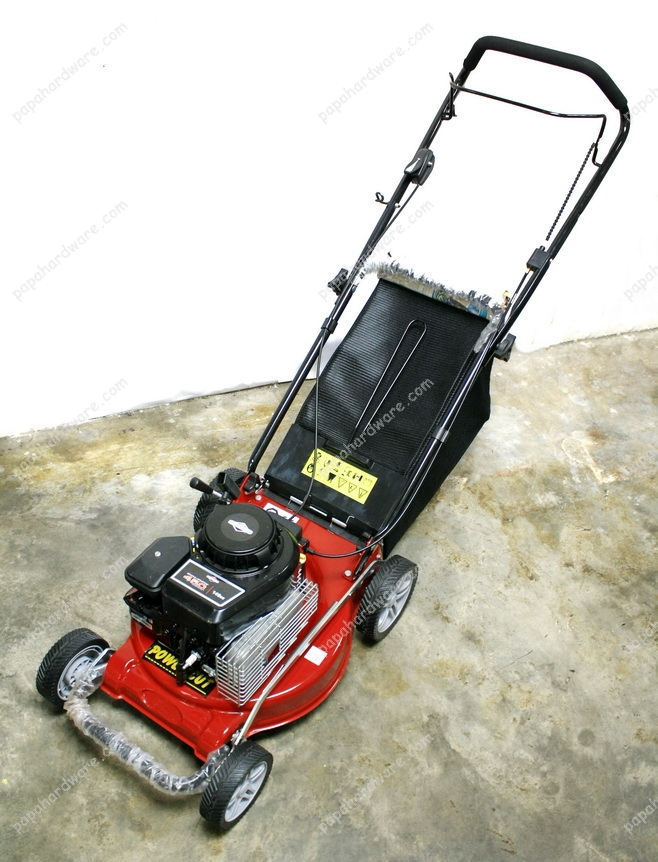Briggs And Stratton Mower : Small and powerful briggs stratton lawn mower