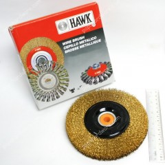Hawk Wire Wheel Brush