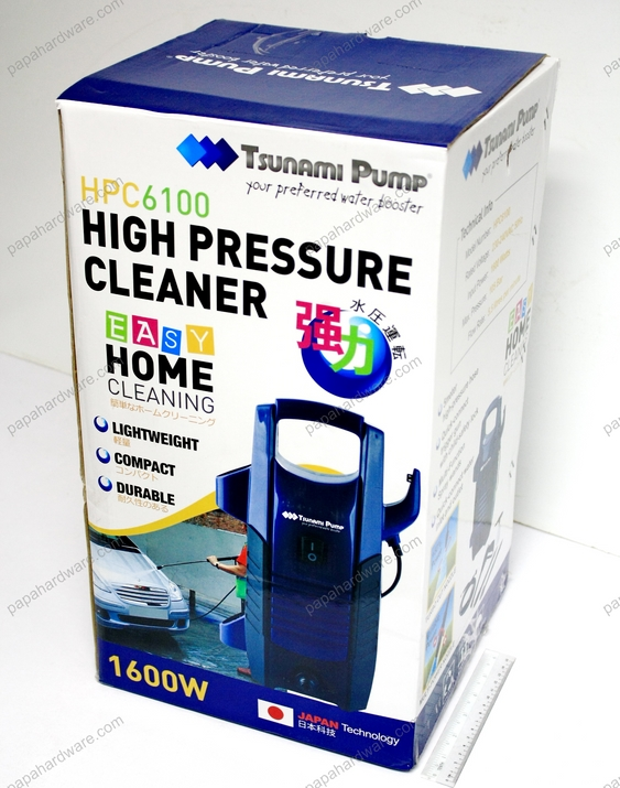 Tsunami High Pressure Water Pump HPC6100