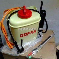 dofra manual knapsack sprayer 16 litre