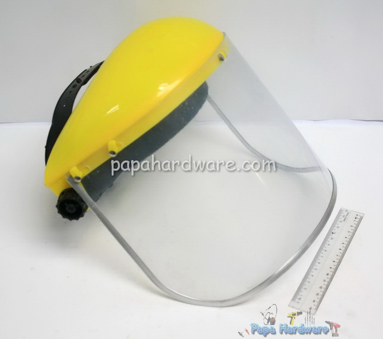 firefighter face shield