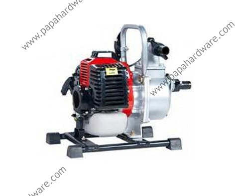 Portable 2 Stroke Engine WaterPump 1inch