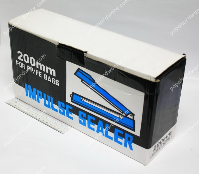 hand impulse sealer 200mm