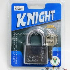 Knight Hardened Padlock 360 Series 50mm x 1