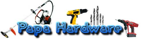 papahardware logo : contact us