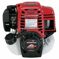 honda gx35 4 stroke grass cutter engine