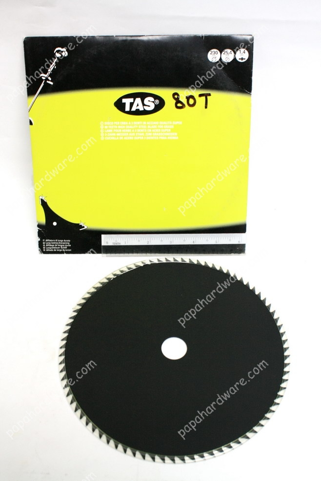 Grass Cutter Disc Blade