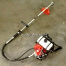 tb33 brush cutter full view