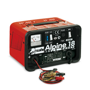 telwin alpine 18 battery booster