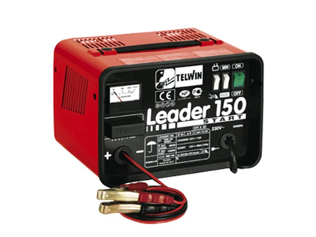 telwin leader 150 start battery charger