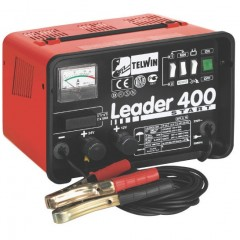 telwin leader 400 start battery charger